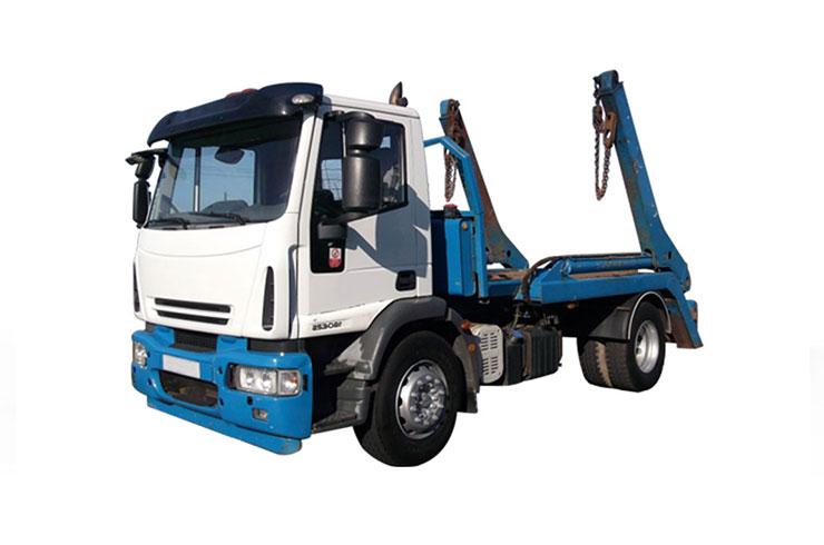 Skip Lorry