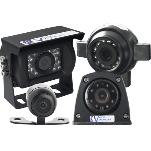 Alpha Camera Range