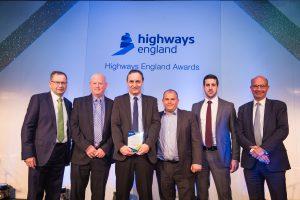 Highways England award