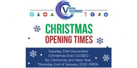 Vt Christmas opening times