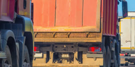 Commercial vehicle cameras